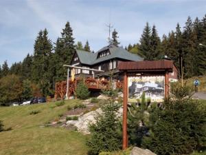 Pension Vysoka Straz - Hotels, Pensionen | hportal.de