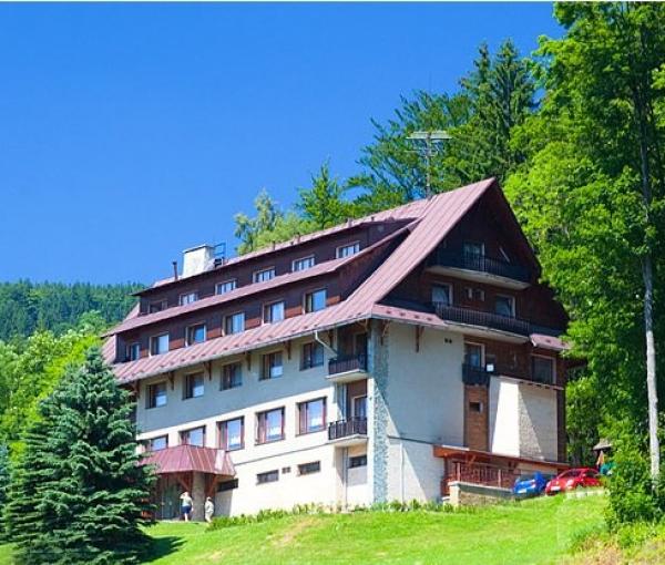 Berghütte Roxana