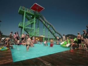 Hotel Na plazi - Aquapark - Hotels, Pensionen | hportal.de