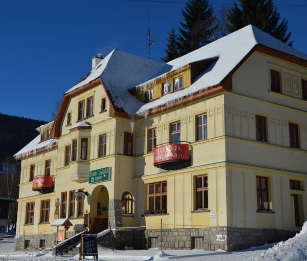 Hütte Labska
