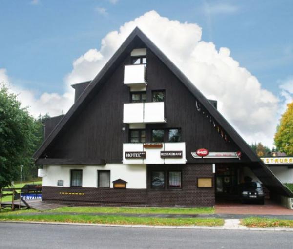 Hotel Sedy Vlk