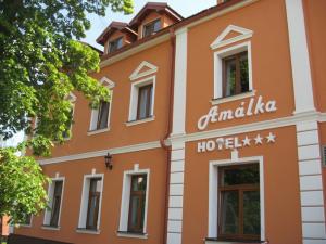 Hotel Amalka - Hotels, Pensionen | hportal.de