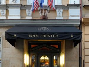 HOTEL ANTIK CITY - Hotels, Pensionen | hportal.de