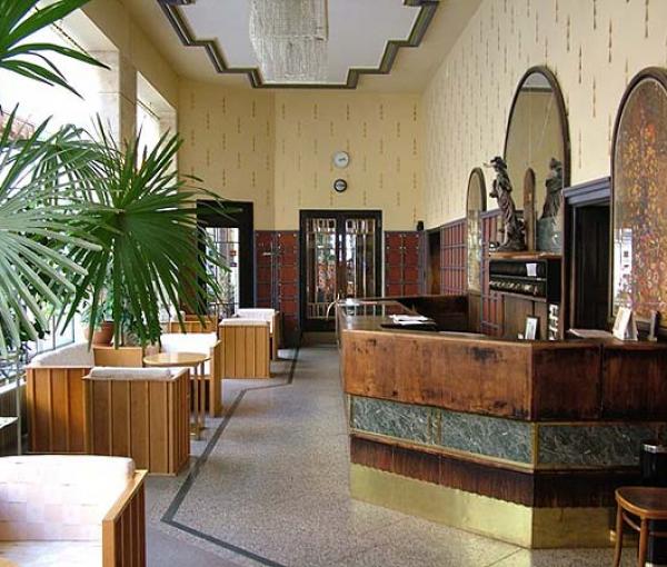 HOTEL Art Nouveau PRAHA