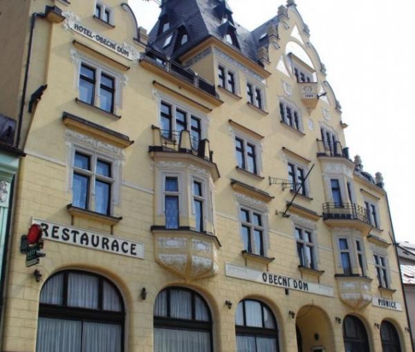 Hotel Obecni dum