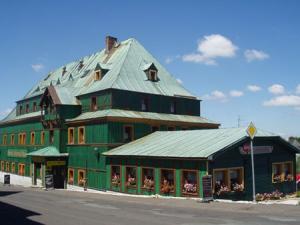 Hotel Zeleny Dum - Hotels, Pensionen | hportal.de