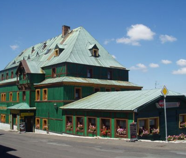 Hotel Zeleny Dum