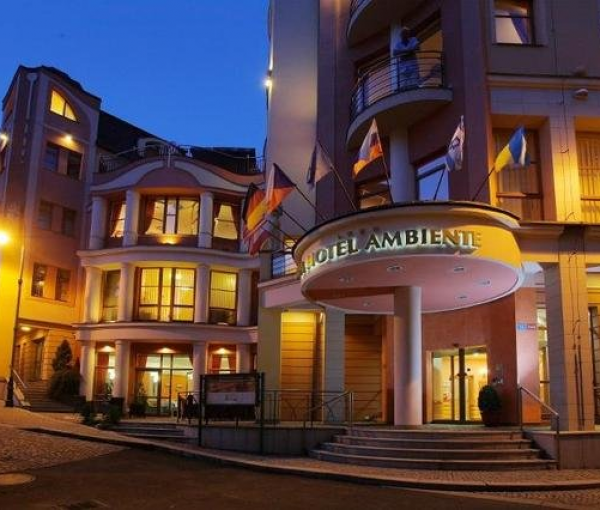 Wellness and Spa Hotel Ambiente