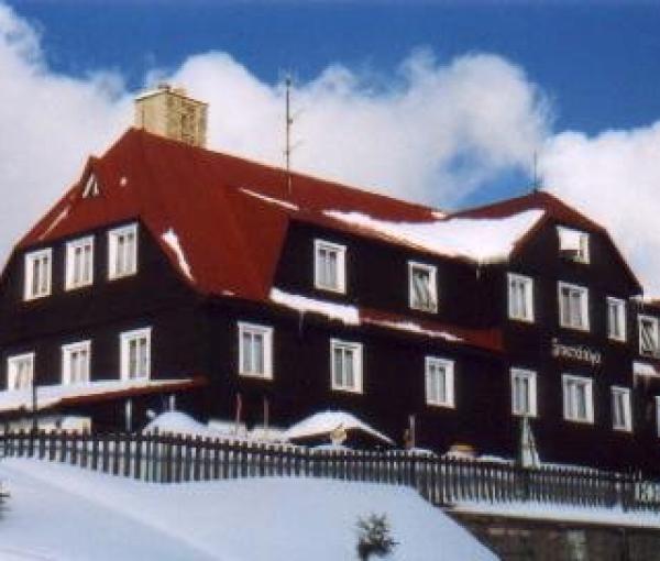 Hütte Smetanka