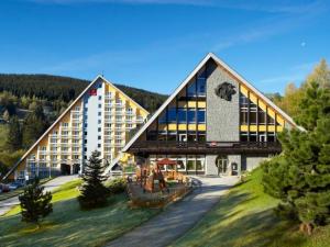 Clarion Hotel Špindlerův Mlýn - Hotels, Pensionen | hportal.de