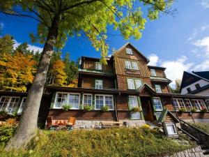 Hotel Pod Jasany - Hotels, Pensionen   hportal.de