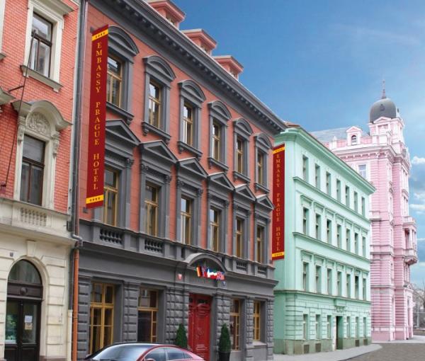 EA Embassy Hotel Prague