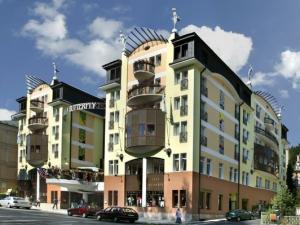 Spa Hotel Villa Butterfly - Hotels, Pensionen | hportal.de