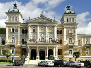 Health Spa Resort Nove Lazne - Hotels, Pensionen | hportal.de