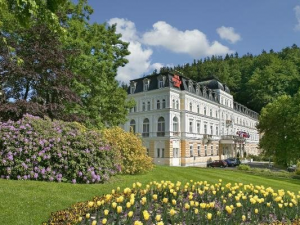 Health Spa Resort Centralni Lazne - Hotels, Pensionen | hportal.de