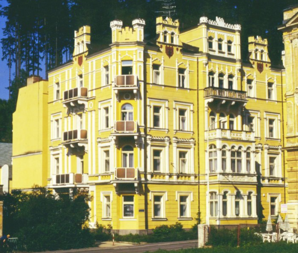 Kurhotel Svoboda