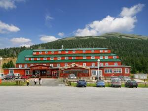 Hotel Spindlerova Bouda (Spindlerbaude) - Hotels, Pensionen | hportal.de
