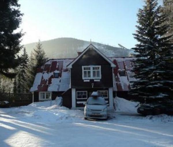 Berghütte Harrachov
