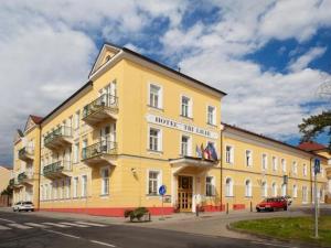 Hotel Tri Lilie - Hotels, Pensionen | hportal.de