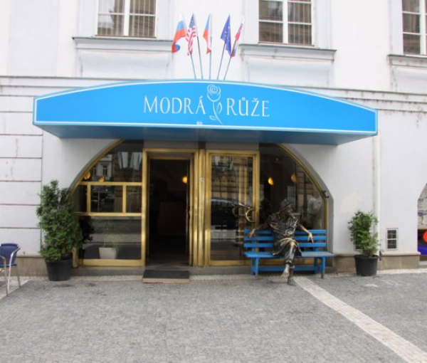 Hotel Blaue Rose