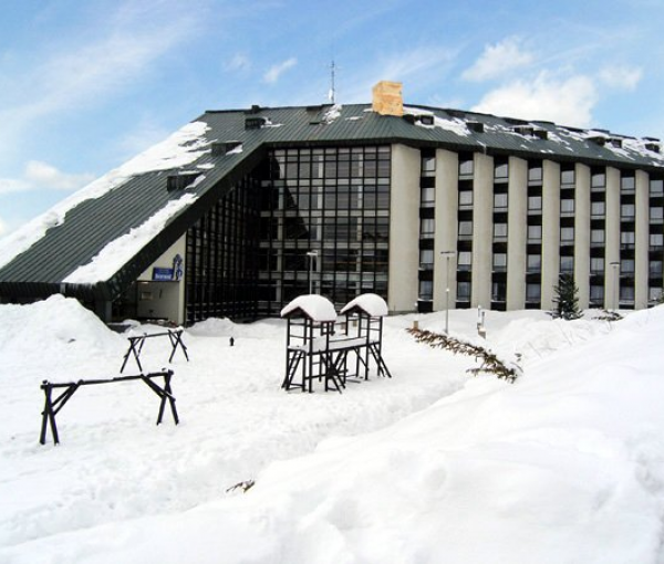 Wellnes Hotel Svornost